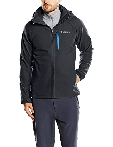 columbia-mens-cascade-ridge-ii-softshell-black-hyper-blue-medium