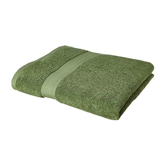 Amazon Brand - Solimo Bamboo Bliss Bath Towel