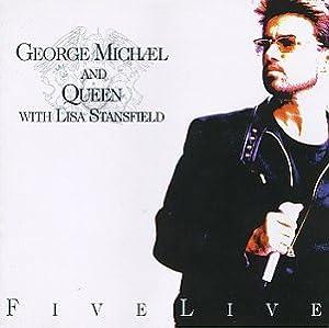 George Michael - Five Live