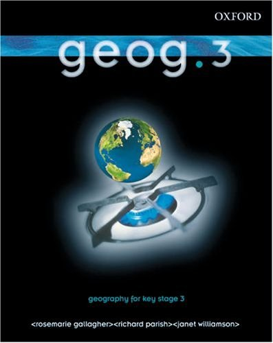 geog.3: Part 3: Student's Book 3: Student's Book Level 3 by RoseMarie Gallagher (2002-04-04)