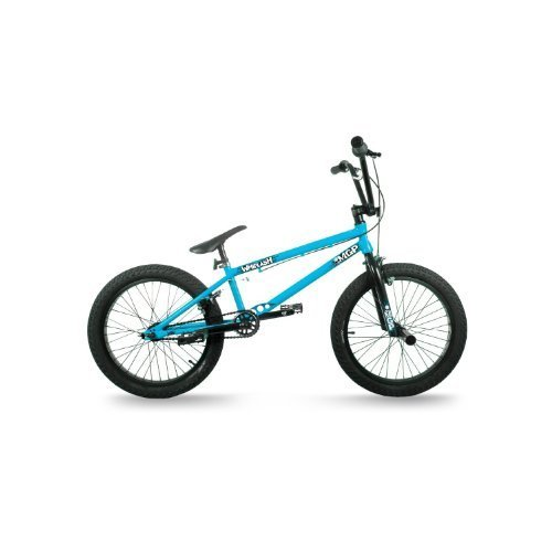 "MADD MGP 20"" BMX Bike Whiplash Park - blue 2012 Bicyclette"