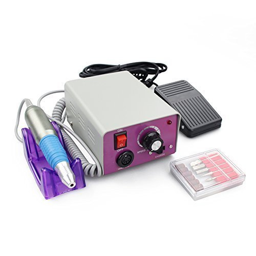 ZS-211 Professional électrique Nail Système de Classement 10W/ Kit Ponceuse Prof Electrique Lime Ongles Manucure