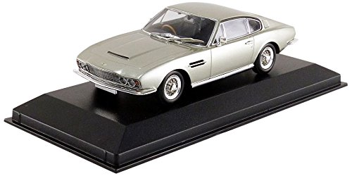 maxichamps–Miniatur Auto Aston Martin DBS 1967Maßstab 1/43, 940137600, silber