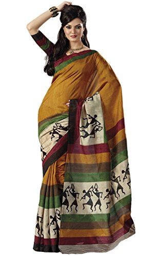 Sudarshan Silks Sudarsahan Silks Vipul Pearl Collections Raw Silk Saree [Sut7239Vipul_Multicolor]