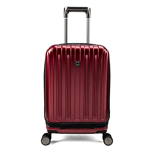 Trolley Cabina Delsey | 55 cm 4 Ruote | Vavin | 002073801-Rosso