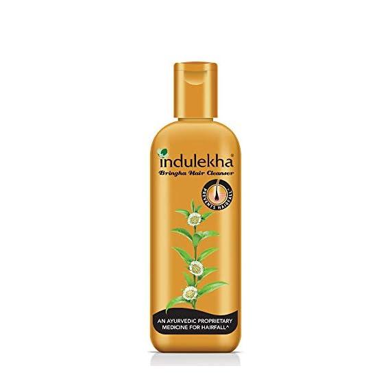 Indulekha Bringha Hair Anti-Hair Fall Shampoo, 100ml