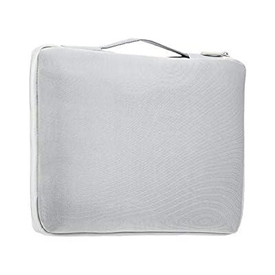 AmazonBasics Professional Laptop Sleeve With Retractable Handle Grey