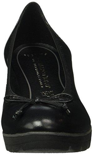 Marco Tozzi Premio 22420, Scarpe con Tacco Donna Nero (BLACK ANTIC 002)