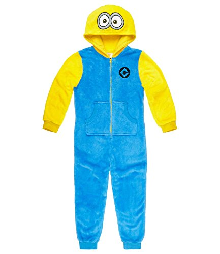 Minions-Despicable-Me-Chicos-Pelele-2016-Collection-Azul
