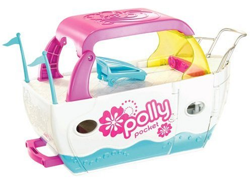 Mattel L9818 - Polly Pocket Party Boot