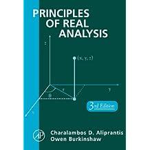 Principles of Real Analysis