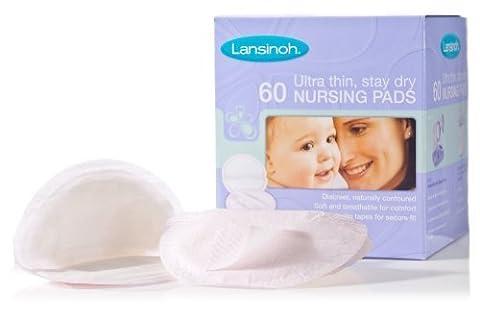 Lansinoh Disposable Nursing Pads (Box Of 60)