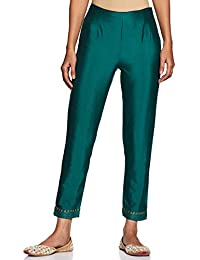 W for Woman Women's Slim Fit Pants