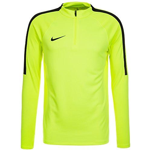 Nike Männer Squad Training Shirt VOLT/BLACK