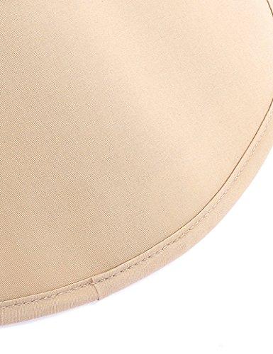 Chapeau de soleil d'été Été féminin Chapeau d'été Pêcheur Pliable chapeau de soleil Anti-UV Grandes corniches Crème solaire chapeau de soleil Pour les voyages de plage sortants ( Couleur : 2 ) 1