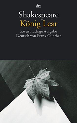 König Lear: Zweisprachige Ausgabe