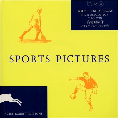 Sports pictures. Ediz. multilingue. Con CD-ROM (Agile Rabbit Editions S.)