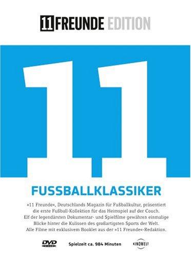 11 Freunde Edition - 11 Fußballklassiker (11 Freunde Edition) [11 DVDs] Robuste Handy-fällen