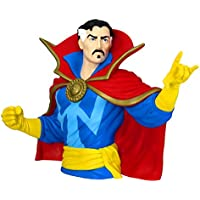Marvel Dr. Extraño Busto Banco Figura de acción