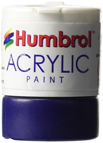 Humbrol Acrylic Paint, Insignia Yellow