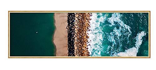 Maskjunctio Strand Inverse Dimension Wandaufkleber Persönlichkeit Dekoration PVC Wandaufkleber
