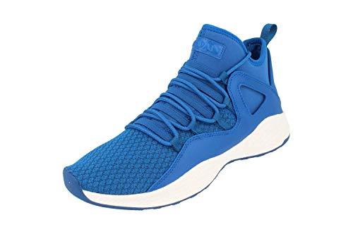 NIKE Air Jordan Formula 23 Herren Basketball 881465 Sneakers Turnschuhe (UK 9 US 10 EU 44, Team royal White 401) (23 Jordan Sneakers)