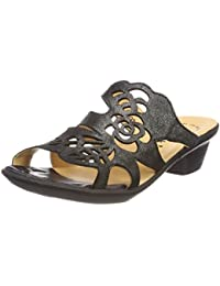 Womens Nanet_282525 Closed Toe Sandals Think