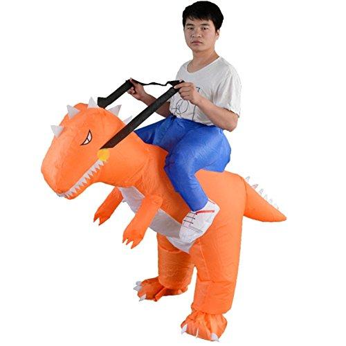 inosaurier T-REX Kostüm für kinder und Erwachsene (T-rex Dinosaurier Kostüm)