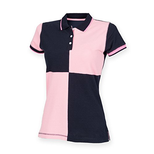 ladies-quartered-house-polo-shirt-navy-pink-l-14