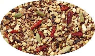Eder Spices - Infusion d'épices Chai Fire sans arôme - 1kg