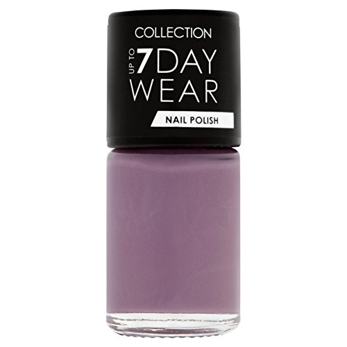 Kollektion bis zu 7 Day Wear 12 Nagellack, Heather Mist -