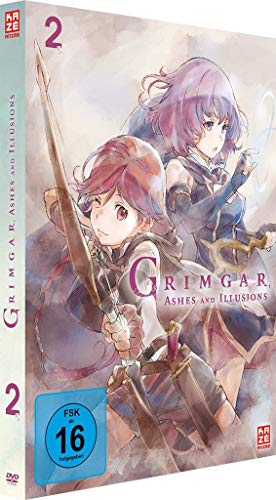 Grimgar, Ashes & Illusions - DVD 2