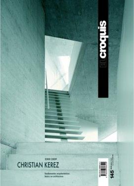 Christian Kerez 2000-2009. Ediz. inglese e spagnola: Croquis 145 - christian kerez 2000-2009 (Revista El Croquis)