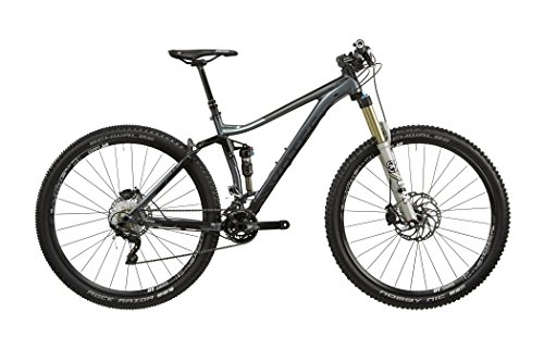 "VOTEC VX Comp - Trail Fully 29\"" - Dark Grey Glossy/Black Matte Rahmengröße S / 42,5 cm 2017 MTB Fully"