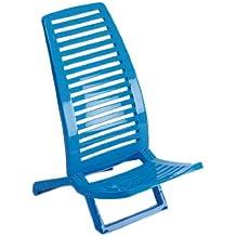 alco silla playa propileno color azul color az