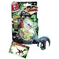 GiMiKi - dinosaurio de peluche + 3D tarjeta, 24 variedades - surtido