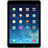 "Apple iPad Air 9,7"" (24,64 cm) A7 1,3 GHz 128 Go Wi-Fi Noir/Gris - Clavier Qwertz Allemand"