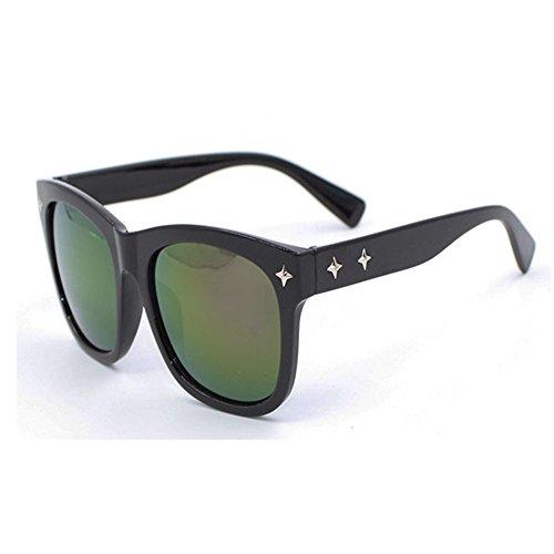 O-C Herren Sonnenbrille, Violett