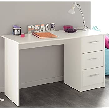 Amazon.de: IKEA MICKE Schreibtisch in weiß; (73x50cm)