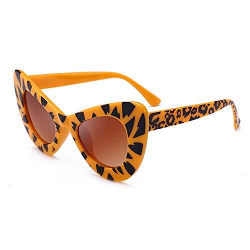 Taiyangcheng Polarisierte Sonnenbrille Heißer Mode Frauen farbige glasur cat Eye Sonnenbrille inspiriert Retro Vintage billige Sonnenbrille weiblich,C10
