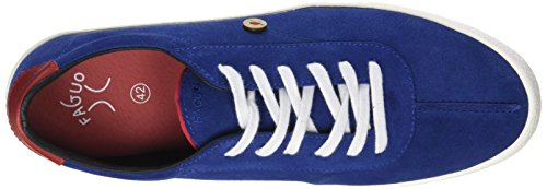 Faguo Unisex-adulto Albizia High-top Bleu (piccolo)