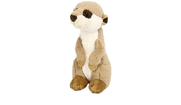 Dolce Peluche per Bambini e Amanti delle Coccole NICI Forma di suricato 45850 30 cm Seduto