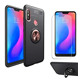 LJSM Case for Xiaomi Mi A2 Lite (5.84