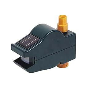 Isotronic 60085 Wasser-Blaster Solar, Natürlicher Tiervertreiber