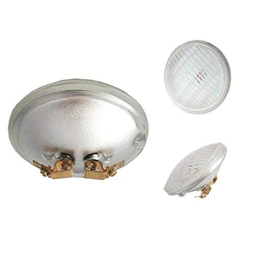 LED PAR36 Landschaftslicht 7W 750LM 35W Halogenäquivalent, 3000K warmweiß, wasserdicht, Abstrahlwinkel 160 ° PAR36 LED Birne 12 Volt Fluter sind nicht dimmbar (1 Packung) (Color : Cool) (Schneefräse Licht Led)