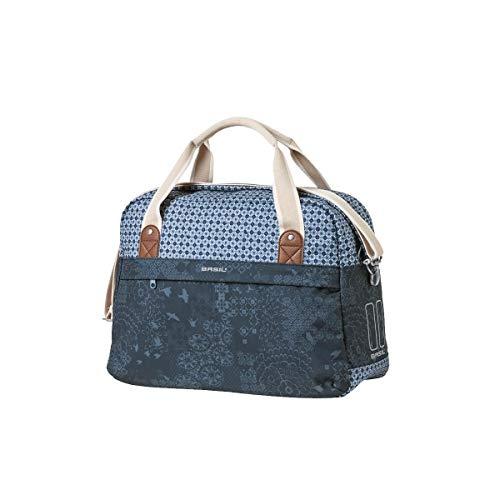 Basil Unisex- Erwachsene Boheme Carry All Schultertasche, Blau, One Size
