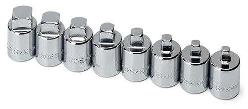 SK 197988Stück 1/2Zoll Antrieb 1/4-Zoll bis 5/8Zoll Male Pipe Plug Socket Set -