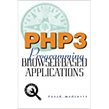 PHP 3 Programming Browser-Based Applications, w. CD-ROM (McGraw-Hill Tools)
