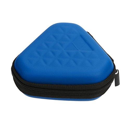 Preisvergleich Produktbild Fidget Spinner Case, Switchali  Schutzkasten für Zappeln Sie Spielzeug Hand Spinner Finger Spielzeug, Box Case für staubdicht Hand Spinner Fidget Spinner Fokus Gyro Spielzeug (Blau)