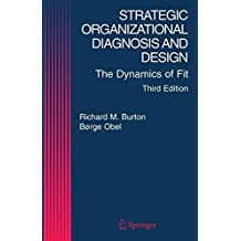 Strategic Organizational Diagnosis and Design: The Dynamics of Fit